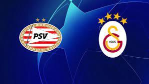 PSV-Galatasaray maçı ne zaman, saat kaçta, hangi kanalda?