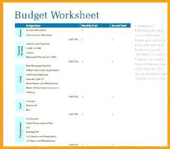 online family budget family budget template simple excel weekly monthly easy f