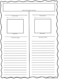 News Story Outline Template Newspaper Article Writing Template Writing A Newspaper Article