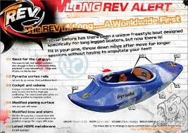 Pyranha Rev M Long Kayak Shed