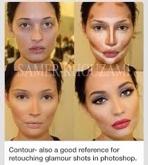 contour your face saubhaya makeup