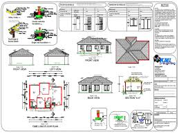 south african small house floor plans