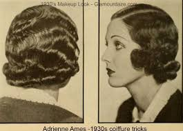 adrienne ames 1930s hairstyle tricks2