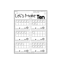 10 frame template 36 printable ten frame templates free template lab