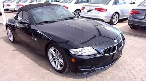 BMW 3 Series bmw z4m roadster : 2007 BMW Z4 M Roadster Start Up, Exterior/ Interior Review - YouTube