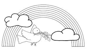 Coloriage Poisson Arc En Ciel En Lignel Duilawyerlosangeles Imprimer Coloriage Arc En CielllllL