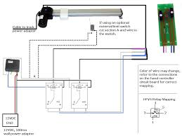limit switch for actuator help i emailed them and asked them if this would work my own setup