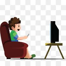 boy watching tv clipart. the little boy watches tv, boys watch children tv watching tv clipart