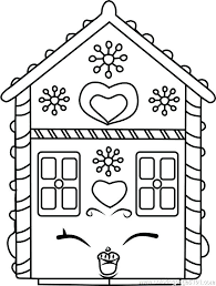 Shopkins Coloring Pages Pdf Colouring Pages Season Printable