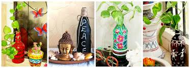 Before few days I got a request to make a post on how to paint glass bottles,  but sorry I took so long to share this post.
