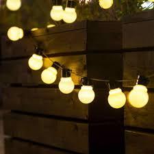2.5M 5M Đèn LED Dây Đèn Ngoài Trời Cổ Tích Đèn Vòng Hoa Globle Bóng Đèn Sân  Vườn Hiên Cưới Đèn Trang Trí Dây Chuyền đèn Dây Chiếu Sáng