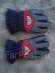 <b>Теплые перчатки для</b> мальчика - Детская одежда в Артеме