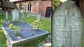 matthew arnold  arnold s gravestone