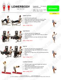 Free Workout Plans And Exercise Guides Ramfitness