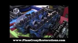 1969 Ford Mustang Mach 1 Cobra Jet Engine Parts Assesment - YouTube