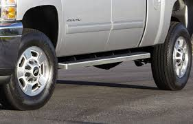 iBoard Running Board Side Steps – iBoard Running Boards Chevy ...