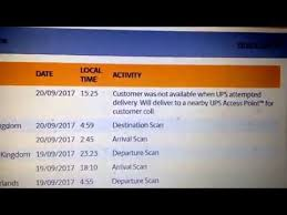 Ups Lied About Attempting To Deliver My Package Im Fuming Youtube