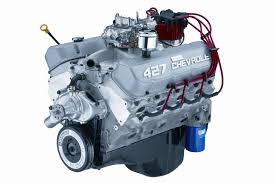 Coupe Series bmw crate engines : Chevrolet Performance Anniversary Edition All-Aluminum ZL1 427 ...