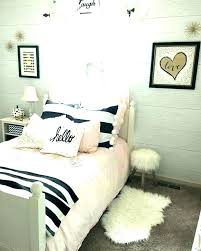 Pink And White Bedroom Fascinating Ideas Marvelous Black Whi ...