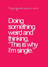 Funny Being Single Quotes Extraordinary No Partner No Problem 48 Funny Quotes About Being Single