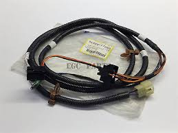 kubota me series tractor engine wiring harness loom kubota m series tractor headlamp wiring harness loom 3n30377090