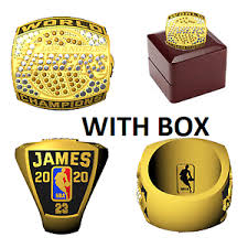 The los angeles lakers officially presented their championship rings following their win in the nba finals in october on tuesday night ahead of their season opener. Nba Championship Rings 2020 Los Angeles Lakers James Pre Sale See Description Ebay