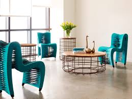 home decor furniture phillips collection. our seat belt chairs featured with cage side tables home decor furniture phillips collection n