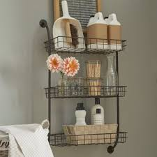 Decorative wall shelving Wooden Loranger 20 Birch Lane Decorative Shelving Birch Lane