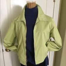 Willi Smith Jackets & Coats   Willa Smith Green Jacket   Poshmark