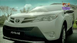 Toyota RAV4 2013 commercial (korea) 토요타 라브4 광고 - YouTube