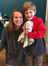 Tennessee boy and his stuffed bunny reunited thanks to Portland businesses  - CentralMaine.com