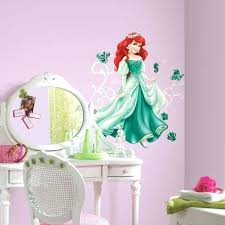 ariel wall decals disney little mermaid wall decals disney ariel the little mermaid wall decals
