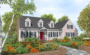 cape cod house design styles home