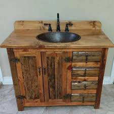 rustic bathroom sink cabinets. Another Ideas Of Best 25 Rustic Bathroom Vanities Ideas On Pinterest Rustic Sink Cabinets C