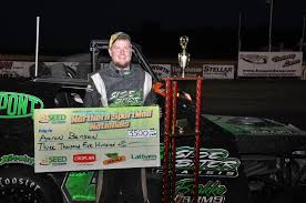 Benson stands tallest at MaxYield Seed SportMod Nationals