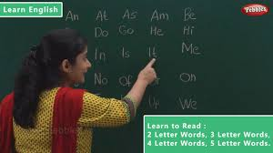 reading 2 letter words 3 letter words 4 letter words 5 letter words learn english you