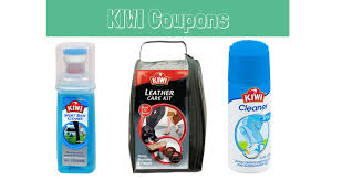 new kiwi s 5 off kiwi leather cleaning kit printable