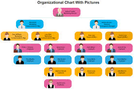 Org Chart With Photos Photo Org Chart Templates Stunning Ones You Should Have