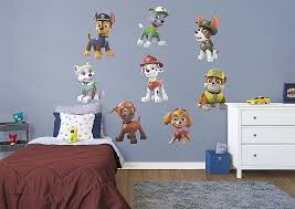 peter pan shadow wall sticker awesome designs paw patrol wall decals canada with paw patrol wall
