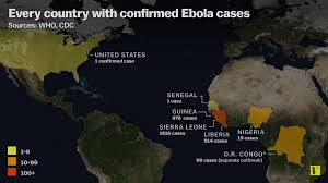Ebola Case In Atlanta : Cdc first case of ebola confirmed in the united states