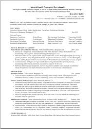 Residential Counselor Resume Sample Professional School Counselor