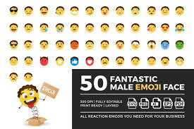 Emojis are supported on ios, android, macos, windows, linux and chromeos. Male Emoji Graphic By Owpictures Creative Fabrica In 2020 Emoji Svg Emoji Creative Project