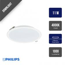 philips 11w 6 inch ultra thin round led