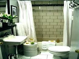 houzz small bathrooms with showers shower curtains bathroom shower curtain ideas best curtains for small bathrooms