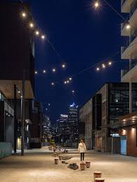 Ronstan Tensile Architecture Catenary Lighting At