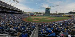 Royals Seating Chart 2012 Kauffman Stadium Section 129 Rateyourseats Com