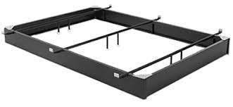 Steel Bed Base King | Hotel Style Frames and Rails Bowles