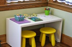 playroom furniture ikea. Fun Playroom Ideas For Kids With Stylish White Small Table And Yellow Chair Design Furniture Ikea F