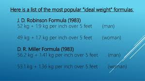 Ideal Weight Chart Magnificent Ideal Height And Weight Chart And Formulae