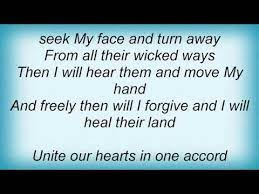 Heal our land music download by: Michael Card Heal Our Land Song For The National Day Of Prayer K Pop Lyrics Song